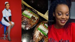 22-Year-Old Nursing Student Inspires Many After Starting Company Dealing in Smoked Fish, Chicken