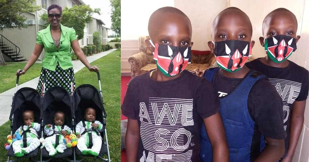 Mercy Mbogori-Kairichi has done her level best to give her autistic triplets a normal life like other children.