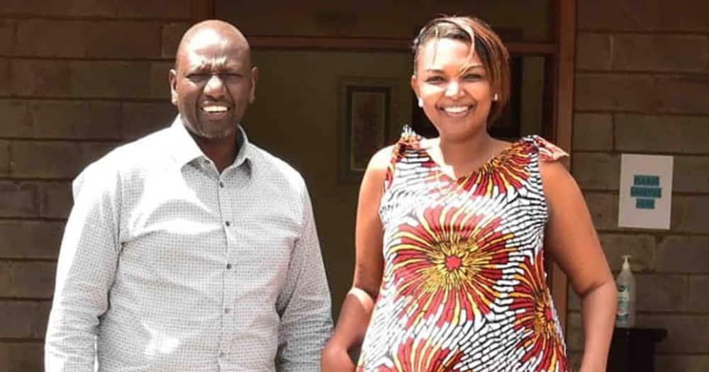 "Karen Nyamu: Nairobi lawyer endorses William Ruto for 2022 presidency: ""Katambe sana"""