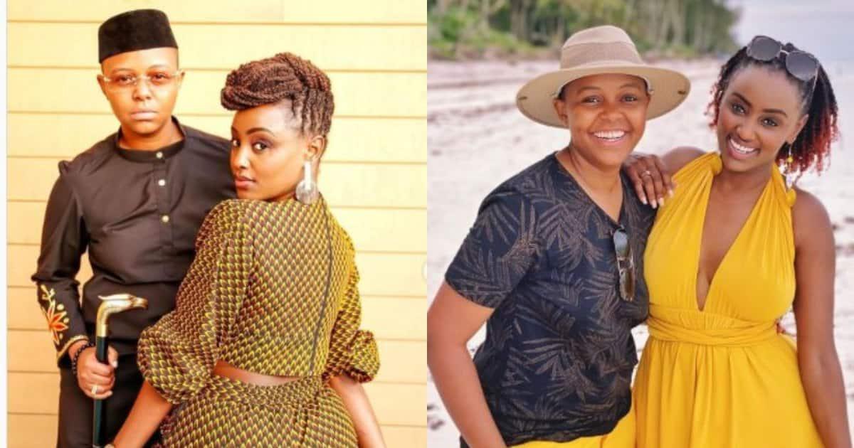 Makena Njeri Akana Madai Kwamba Michelle Ntalami ni 'Mkewe' ▷ Kenya News