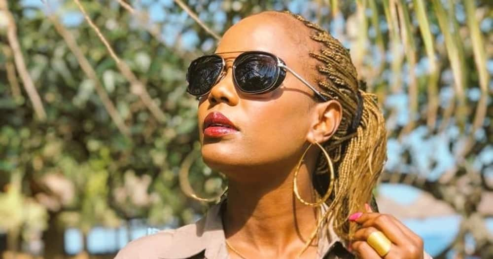 """Sanaipei Tande urges People to embrace ageing as she celebrates 36th birthday: """"Growing old is a gift"""""""