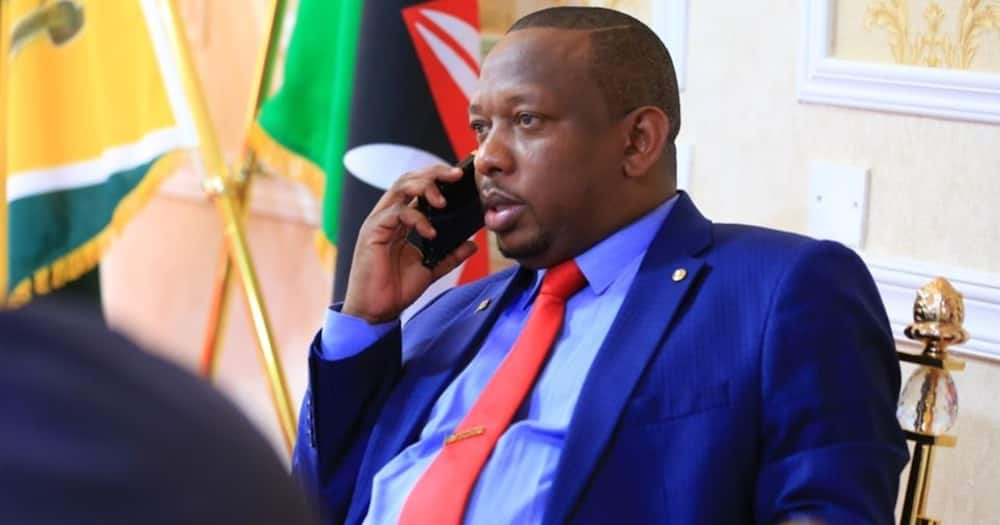 List of MCAs who accompanied Mike Sonko to Kwale during impeachment