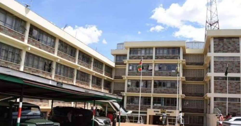 Nandi county headquarters closed after 8 employees test positive for COVID-19