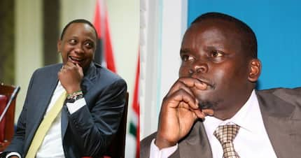 UhuRuto's former ICC co-accused Joshua Sang desperately pleads for appointment with Uhuru