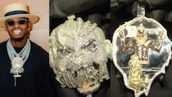 Diamond Platnumz Purchases KSh 5.2 Million Diamond and Gold Encrusted Bling