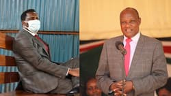 Tharaka Nithi deputy governor says he's in charge after Muthomi Njuki is charged with graft