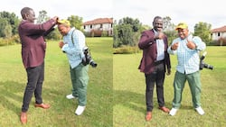 """William Ruto's Photographer Thanks Him For Giving Him a Job: """"You've Made Me Who I Am"""""""