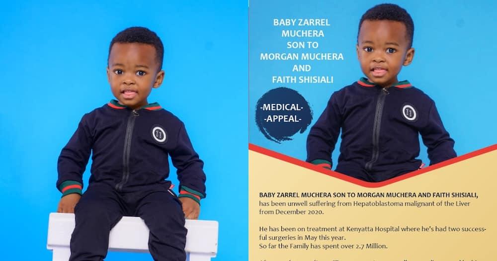 Baby Zarrel Muchera.