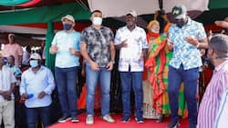 List of politicians who interacted with Raila few days before COVID-19 positive result