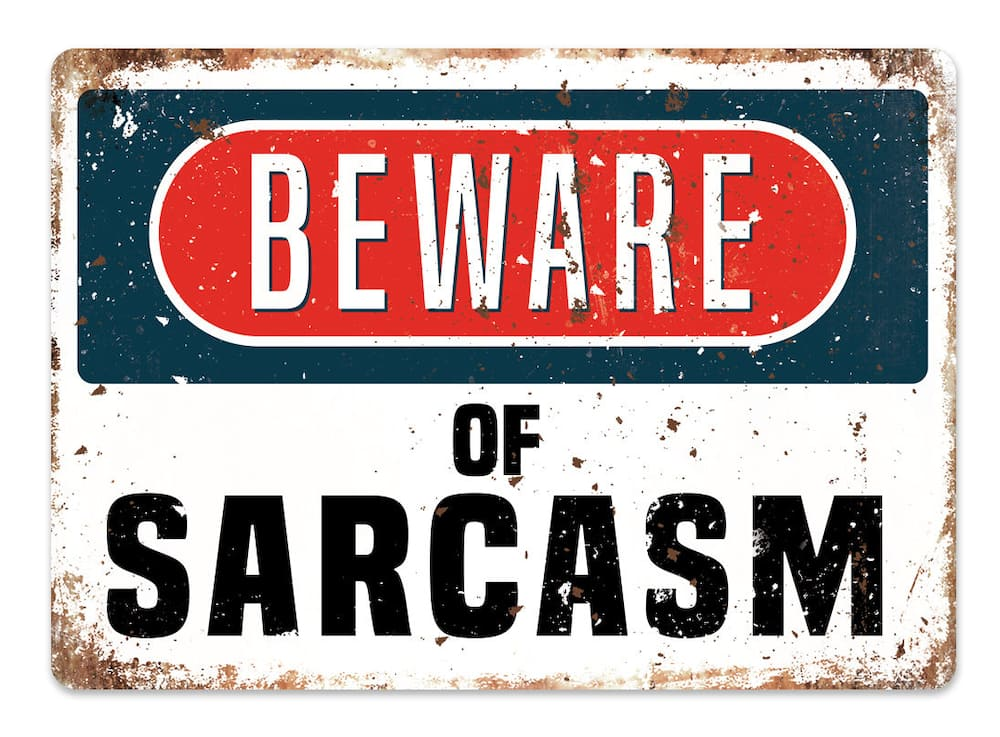 Funny sarcastic quotes about life and love ▷ Tuko.co.ke