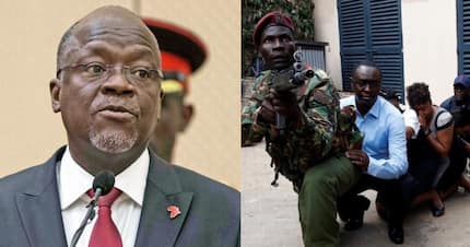 Tanzania's President Magufuli mourns 21 DusitD2 victims in emotional post