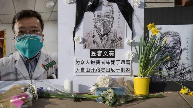 The final gift: Widow of Chinese coronavirus whistleblower Li Wenliang gives birth
