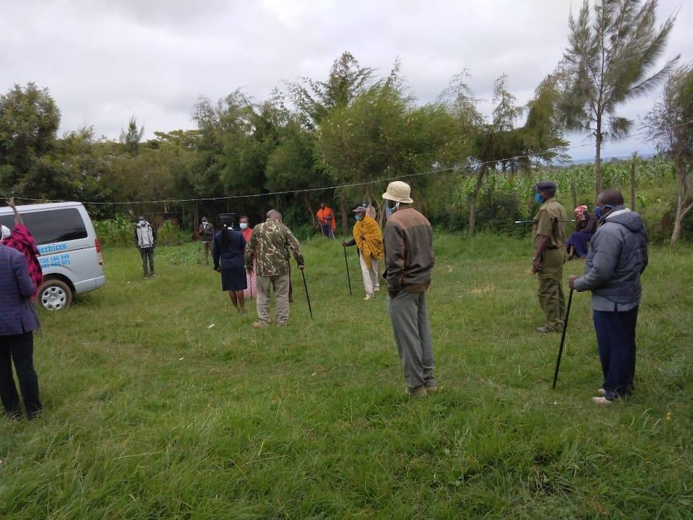 Afisa wa kaunti ya Nairobi azikwa Narok baada ya kufariki kutokana na coronavirus