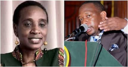 Mike Sonko most likely to name former President Mwai Kibaki's sister-in -law as deputy governor