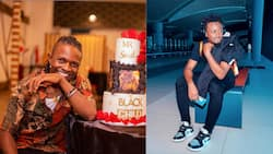 Mr Seed Says He Mended Ties with Bahati for The Sake of Their Children