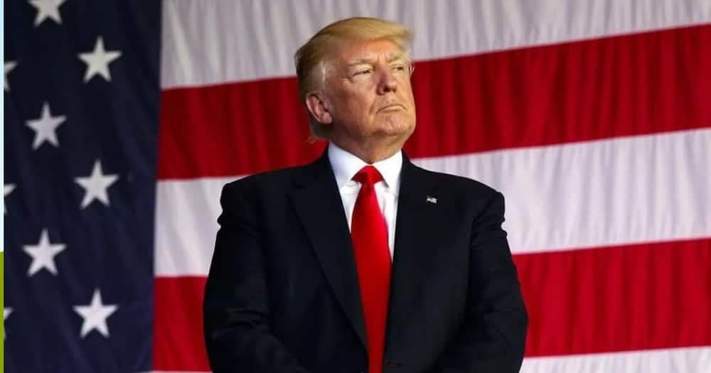 The outgoing United States President Donald Trump. Photo: Donald Trump.