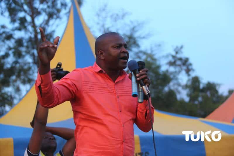 Aliyekuwa Waziri wa Michezo Rashid Echesa aanza kumkwepa DP William Ruto
