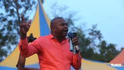 Ex-Sports CS Rashid Echesa says he enrolled for adult education immediately Uhuru appointed him