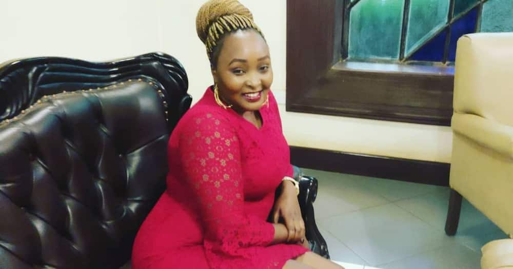 Happy Family: Samidoh's Wife Edday Nderitu Posts Lovely Photo of the Couple Chilling