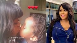 """Lilian Muli Shares Sweet Moment with All-Grown Second Born Son: """"I Found Love"""""""