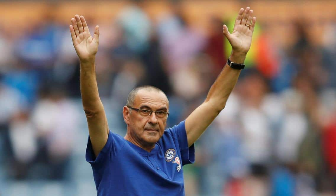 Maurizio Sarri lands manager's role with top European club ahead of Chelsea exit