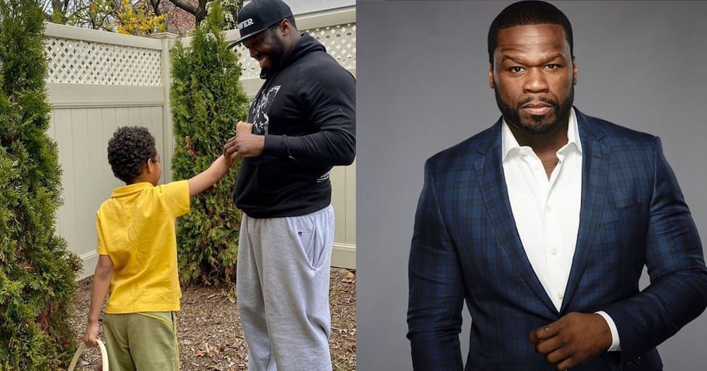 Rapper 50 Cent gifts over KSh 3 million to fast food restaurant employees