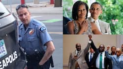 """Barack, Michelle Obama Celebrate Verdict on George Floyd's Murder Trial: """"Jury Did the Right Thing"""""""