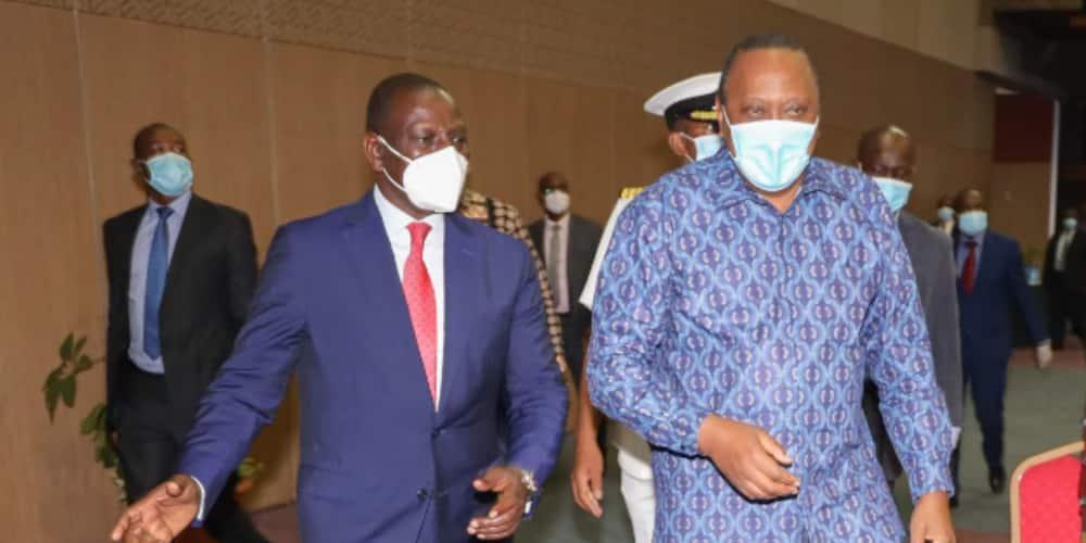 DP Ruto asema amekubaliana na maagizo ya Uhuru