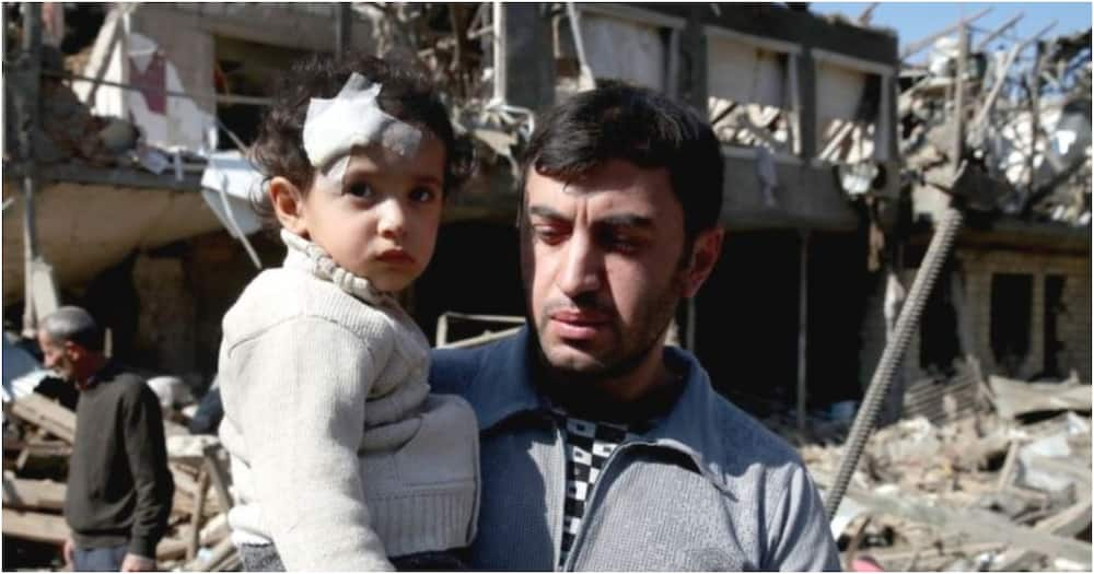 Daily updates: Nagorno-Karabakh conflict