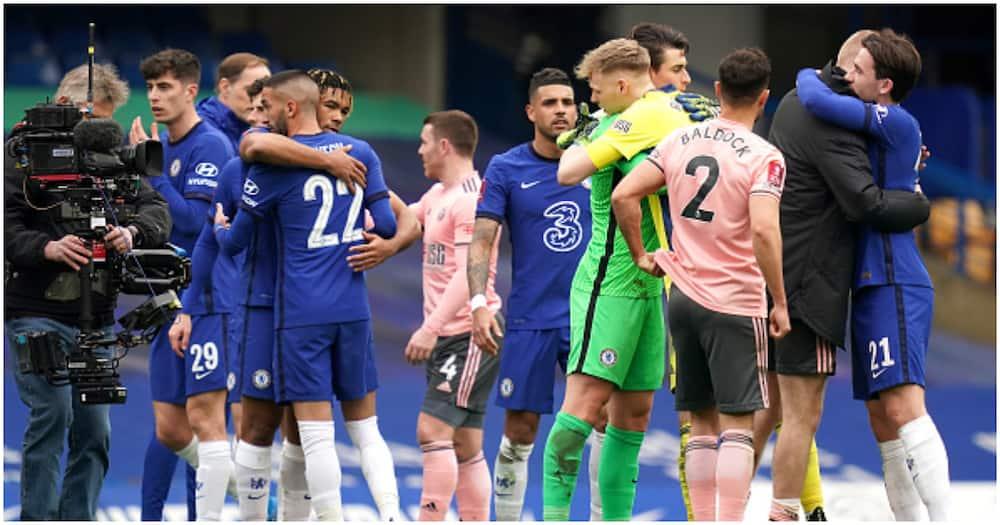 Chelsea vs Sheffield United: Hakim Ziyech Scores Winner to Send Blues to Fa Cup Semis