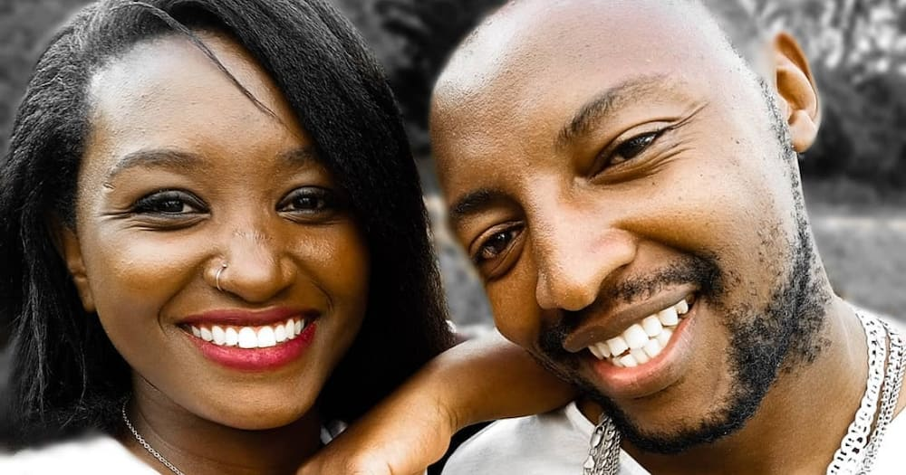 TRHK actress Njambi says she was misinformed about hubby's cheating, claims people are plotting to destroy her marriage