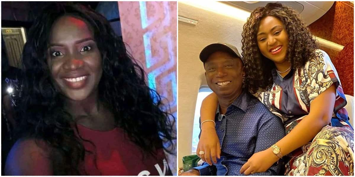 Woman asks Nigerian tycoon Ned Nwoko to make her his eighth wife