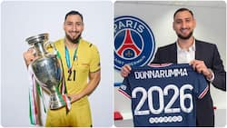 PSG Complete Signing of Euro 2020 Winner after Signing Ramos and Hakimi This Summer