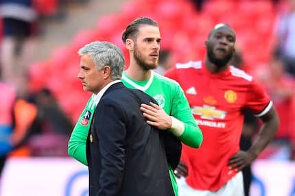Revealed! David De Gea never liked Jose Mourinho's sadistic jokes at Man United