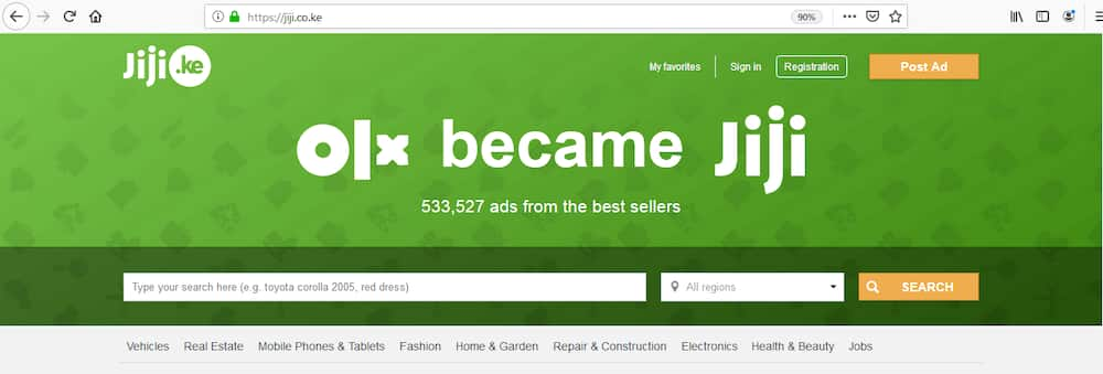 How to open a Jiji account and start selling online