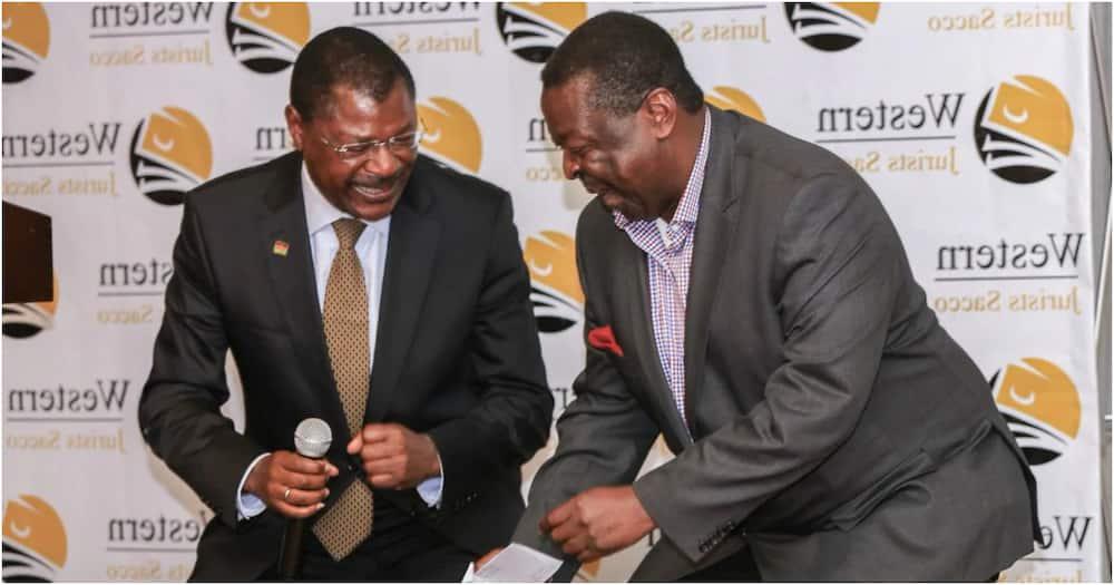 Analysis: Mudavadi, Wetangu'la not yet strong enough to fend off Ruto, Raila wave in Western