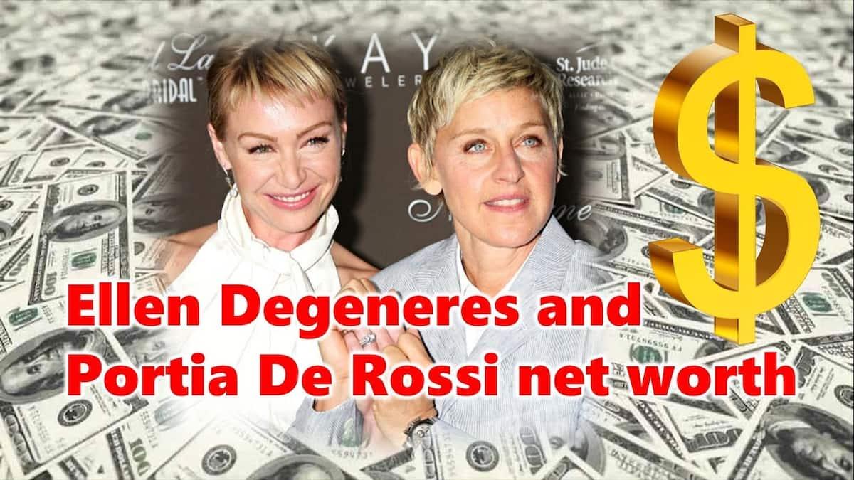 Ellen DeGeneres wife: name, age, net worth, dresses, bio