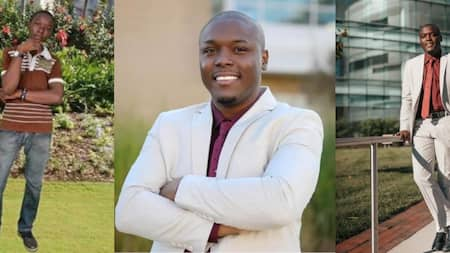 Daren Johnson: Man Rises from Selling Onions to Being Youngest Professor
