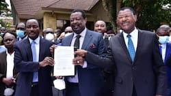 Mudavadi, Kalonzo na Wetang'ula Wavunja Muungano wa NASA Ili Kujipanga kwa 2022