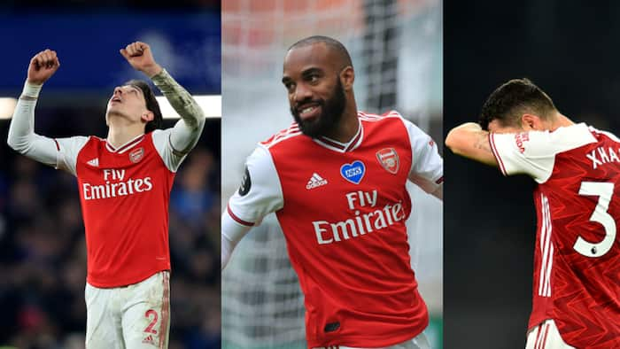 Arsenal Identify Six Players Who Could Be Sold to Fund Summer Targets