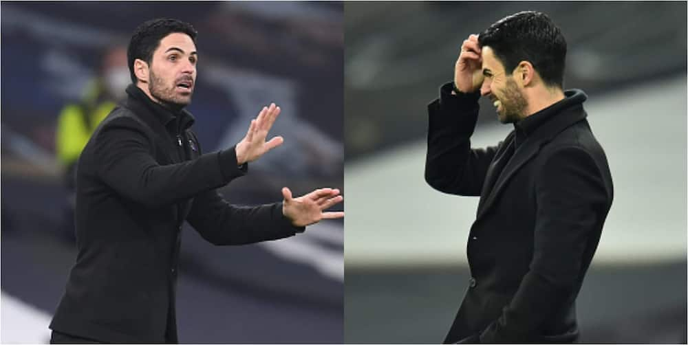 Mikel Arteta: Deeney believes Arsenal would sack Spaniard if they lose to Burnley
