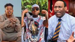 """Rapper Khaligraph Jones Condemns Ezekiel Mutua for His Eric Omondi Slur: """"That Was Uncalled for"""""""