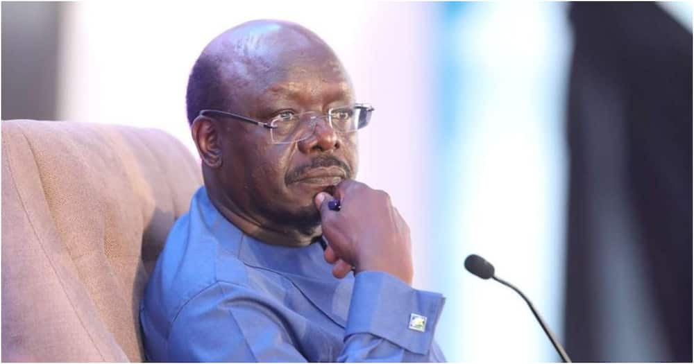 Mukhisa Kituyi to step down from lucrative UN job in February