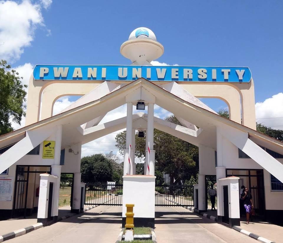 Pwani University elearning portal