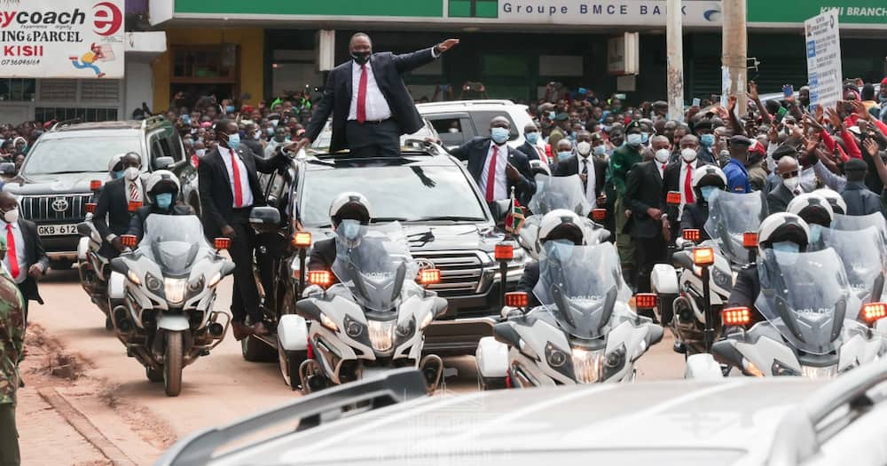 Uhuru Kenyatta points out 3 national questions to guide BBI constitution amendment