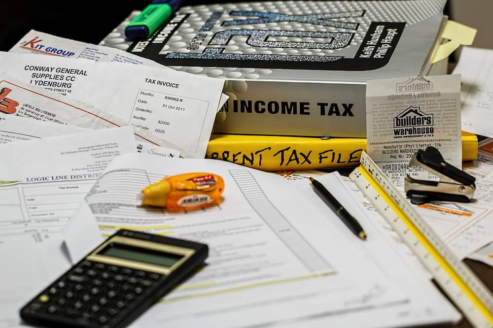 What is considered tax evasion in Kenya and the consequences