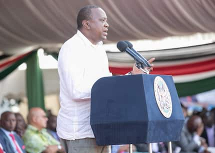 Uhuru looks to put an end to Winner takes all politics, says it brings division