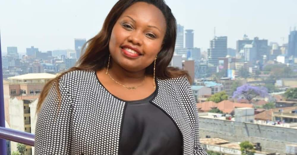 Omanga special: Hilarious reactions to Millicent Omanga preparing chicken at home