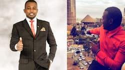 7 Innocent Photos of Senator Anwar Before Drama with Baby Mama Saumu Mbuvi, Marriage to Bambi