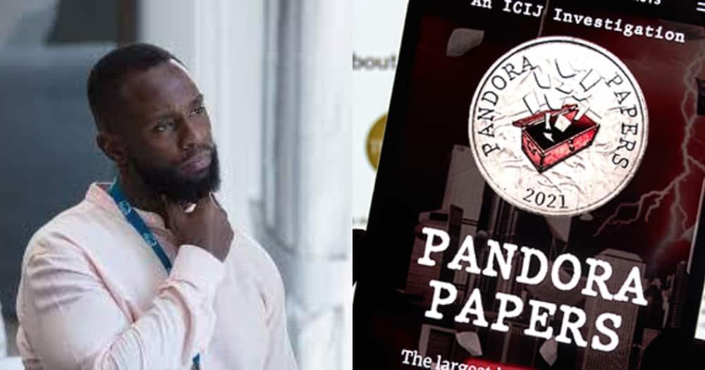 John Allan Namu released his Pandora Papers leaks on the night of October 3.